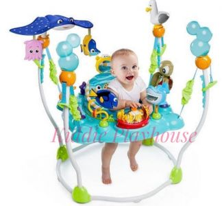 Bright Starts Disney Baby Finding Nemo Sea of Activities Jumperoo